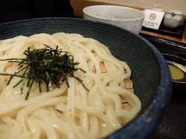 牛モツつけ麺