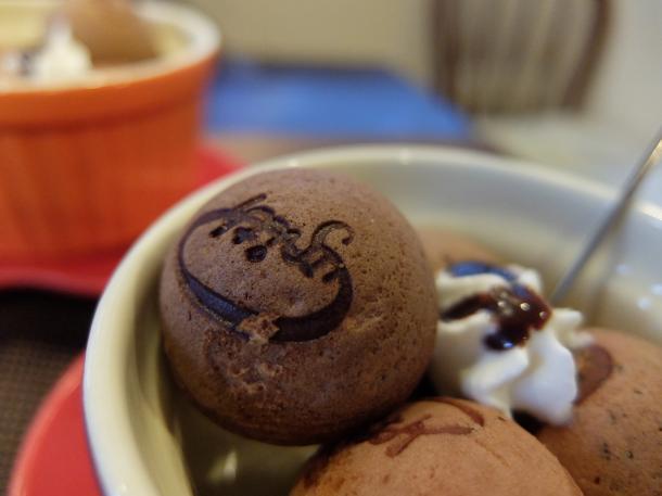 ケーキボール
