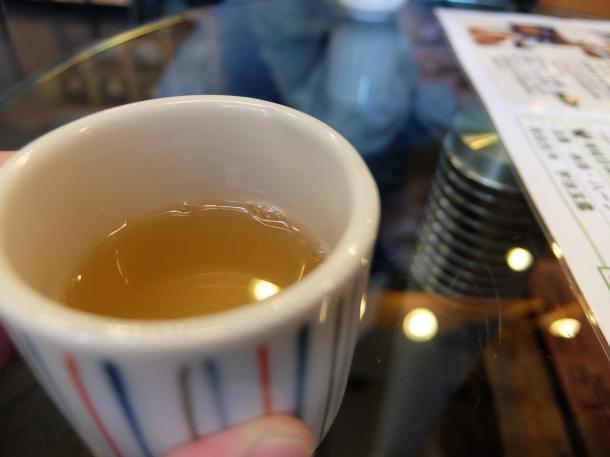 水出しほうじ茶