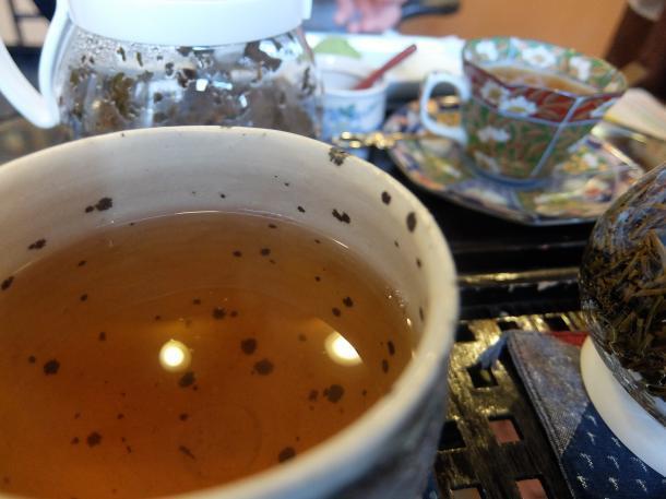 炒りたてほうじ茶