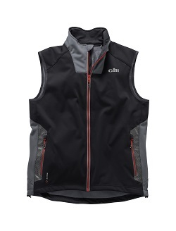 ブログRS04_Race Softshell Gilet_Graphite_1