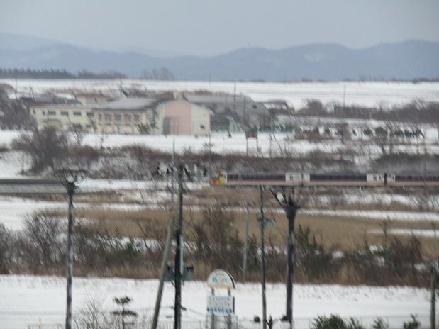 雪の草原2