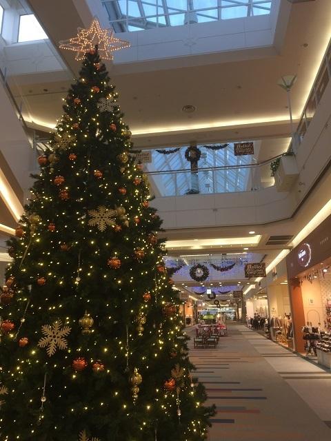 イオンクリスマスツリー 2016