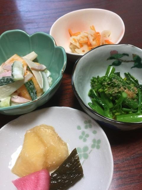 食事処 入舟 ミックス定食3