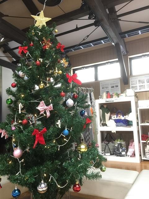 鶴岡まちなかキネマ クリスマスツリー
