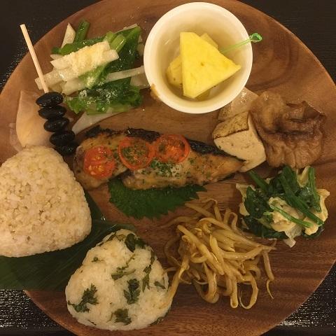 鶴岡もっけだのぉ食堂 日替りワンプレート