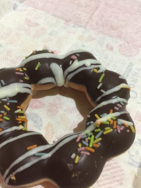ミスタードーナツ ポンデリース チョコ