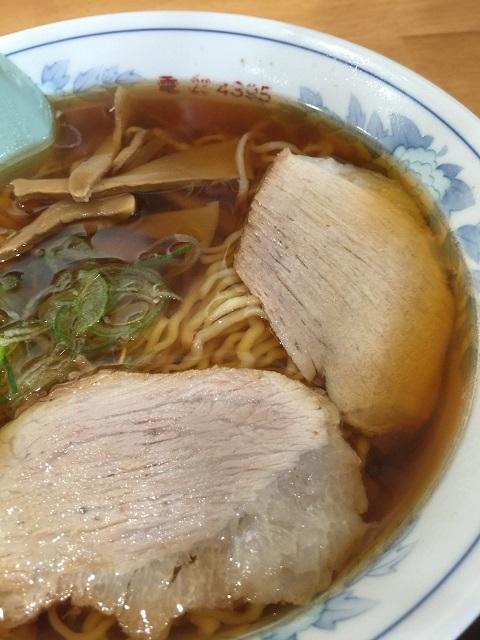 三日月軒 駅東店 酒田のラーメン