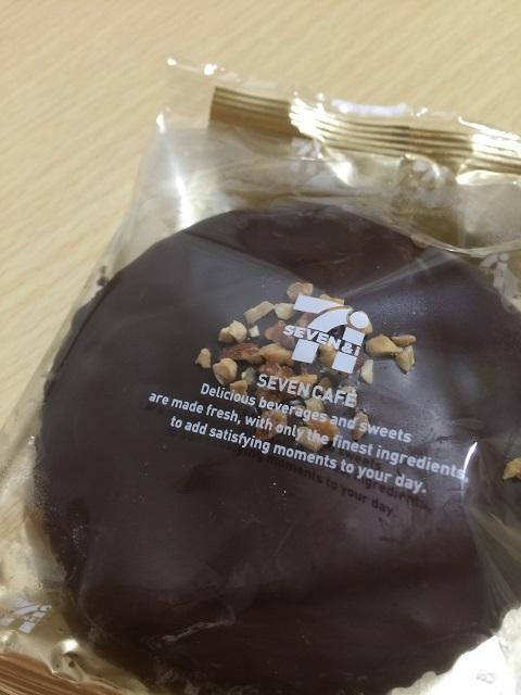 セブンカフェドーナツ ショコラケーキ