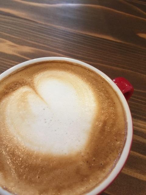 café HP by HeartPeace カフェラテ