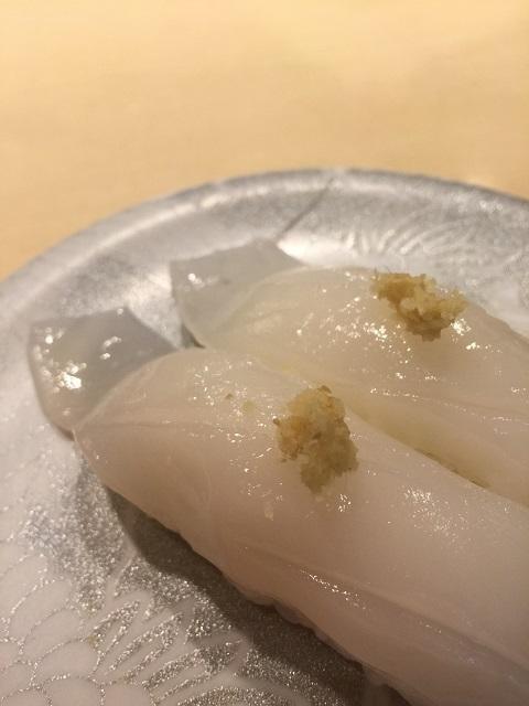 函館グルメ回転寿司 函太郎 鶴岡店 やりいか