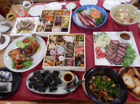 平成28年 大晦日の料理