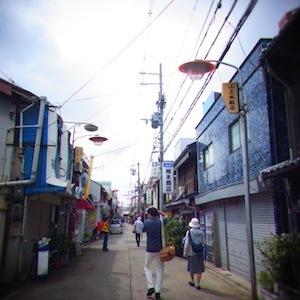 お散歩6新世界