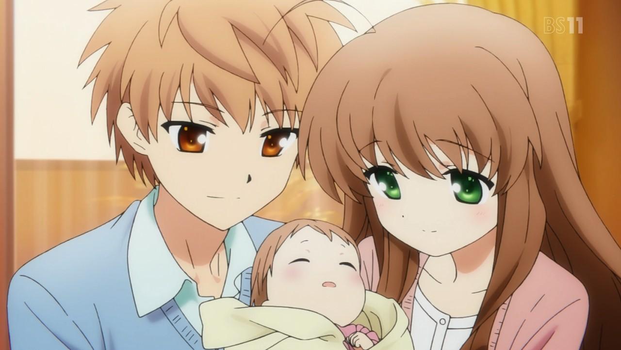 リライト#14幸せな家族