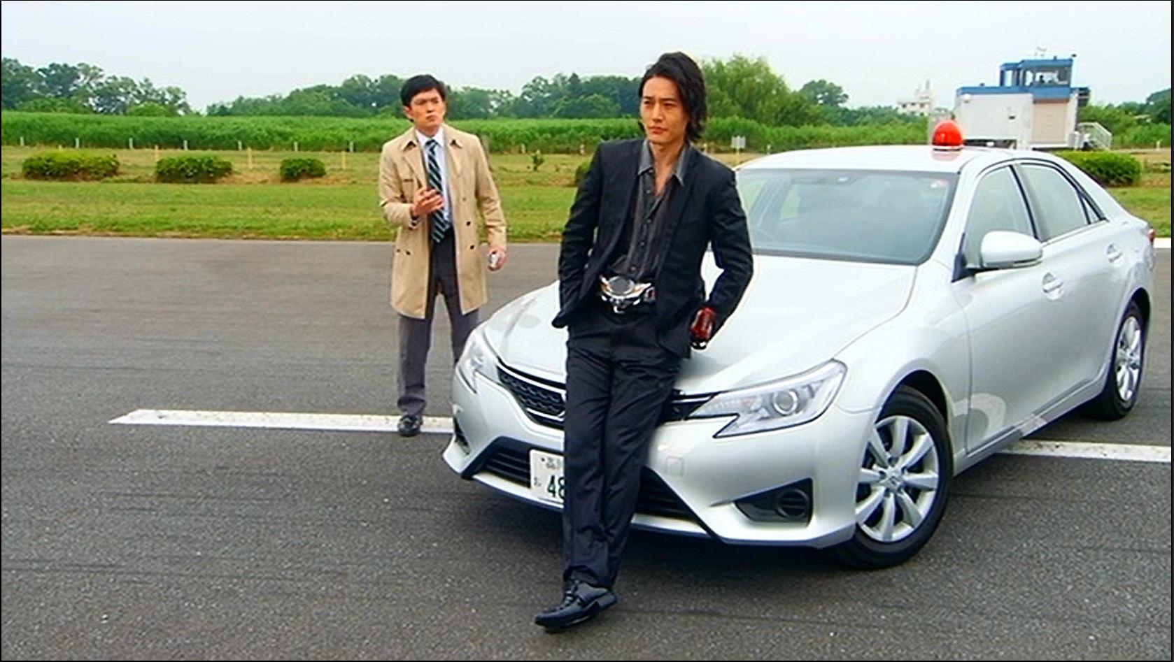 ドライブ#ハート刑事爆誕
