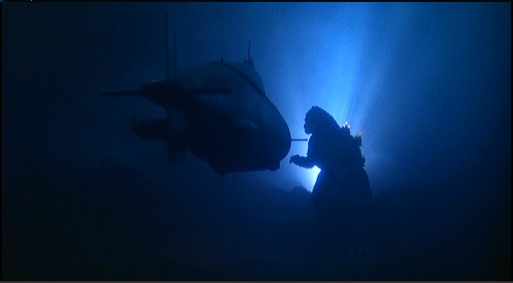 ゴジラ復活
