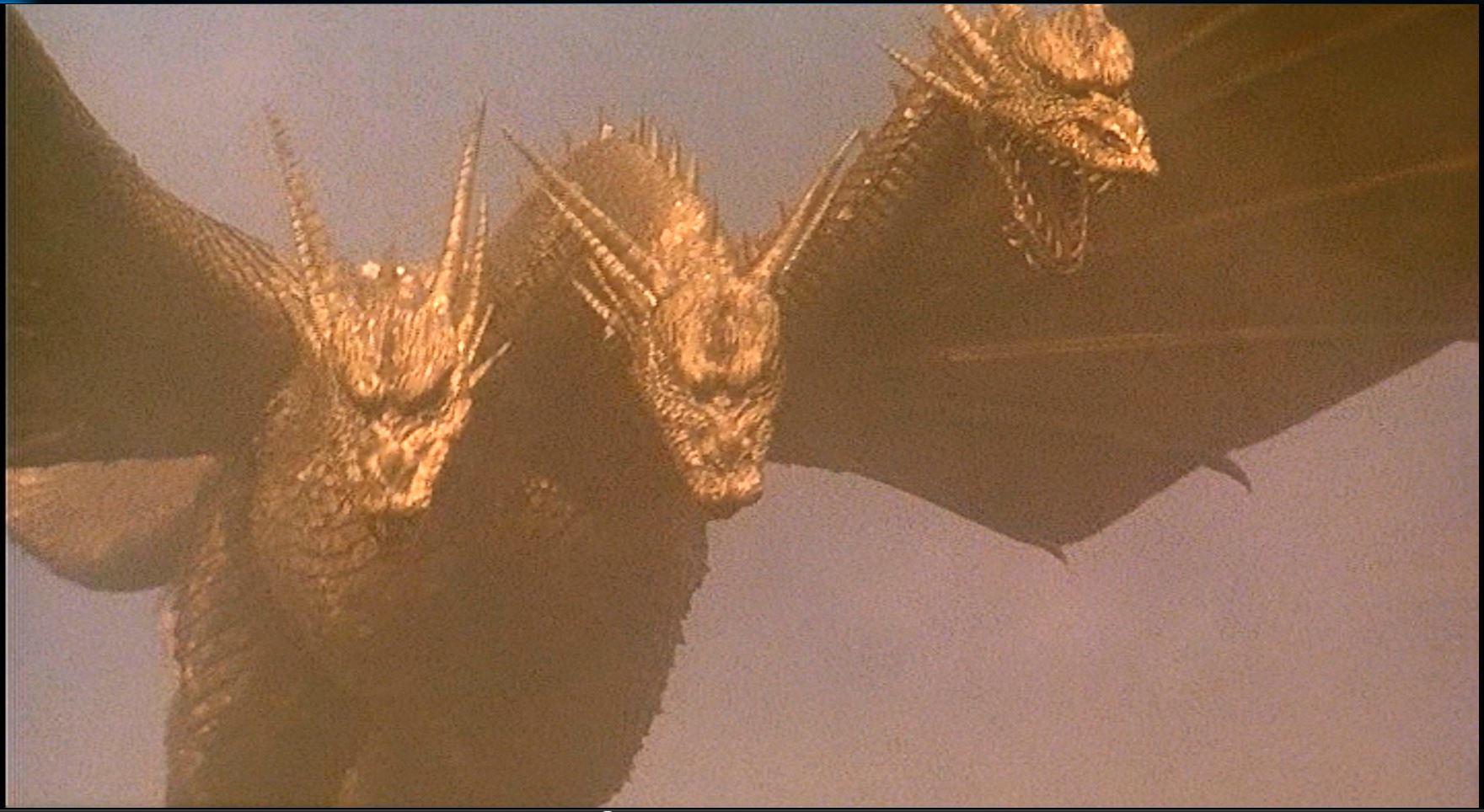 超ドラゴン怪獣