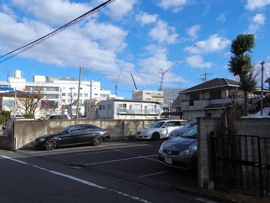 「古塚(稲荷塚・馬捨場)」