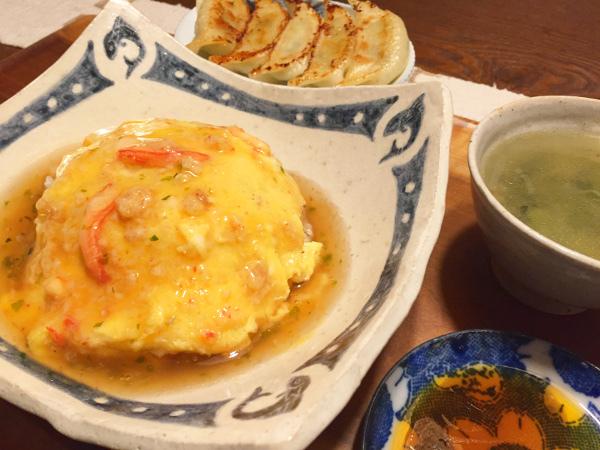 Jan06_かに玉炒飯