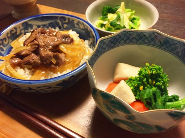 Jan11_牛丼