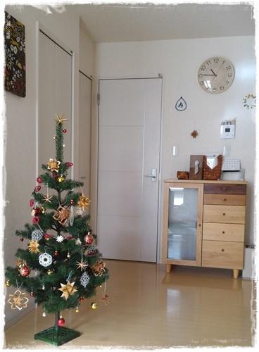 2016クリスマスツリー