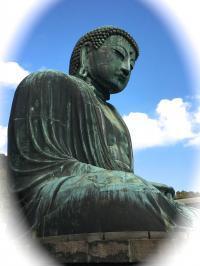 高徳院(Daibutsu in Kamakura)