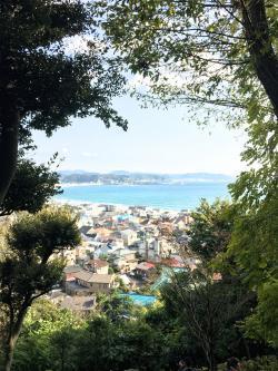 長谷寺(view from Hasedera)