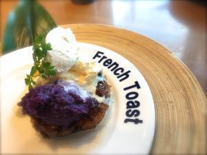 日本初フレンチトースト