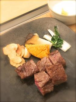 Cooked dish(Japanese beef)