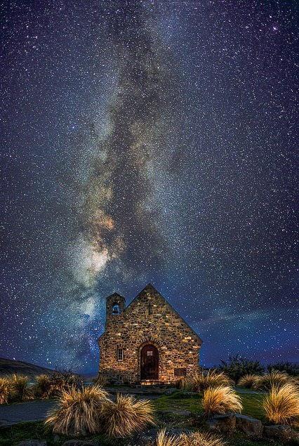 【ニュージーランド】グッドシェパード教会