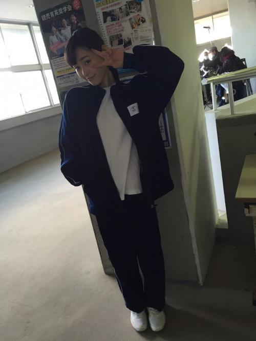 【朗報】まいんさん(19)、芋ジャーを着る