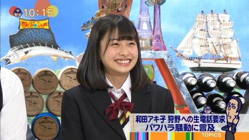 """【HKT48】""""次世代エース""""松岡はな「ワイドナショー」出演 「可愛い!」「朝から爽やか」の声 松本人志「君は良い子だね~」"""