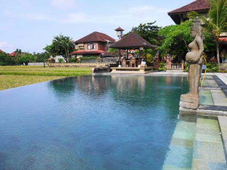 チェンダナのプール