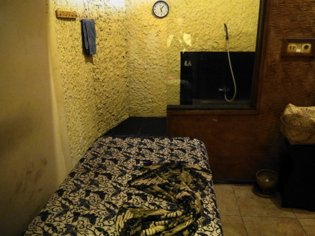 スターチャイルド個室
