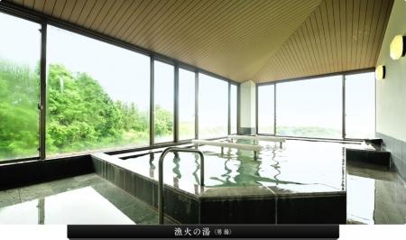 高陽楼の風呂