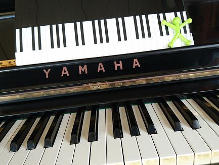 ピアノみどり 年末
