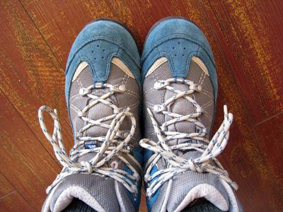1701 登山靴