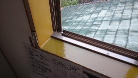 窓枠修理16