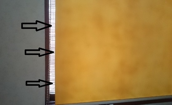 カーテンの取り付け00