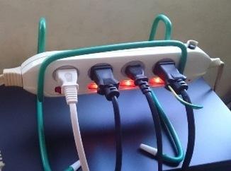電源タップ ホルダー08