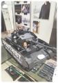 蝶野コラボ戦車
