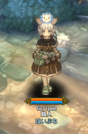 ポポリオン人形3