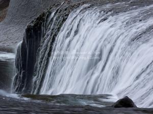 吹割渓谷 吹割の滝 O