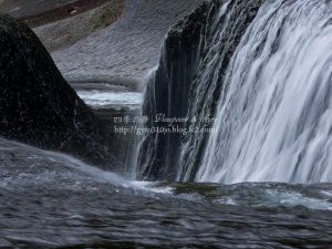 吹割渓谷 吹割の滝 P