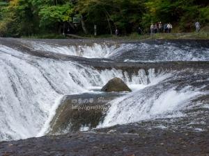 吹割渓谷 吹割の滝 J