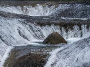 吹割渓谷 吹割の滝 K