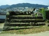 №07・「中門」の土台と階段