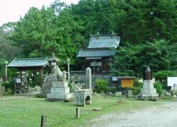№15・「臼杵護国神社」の社殿