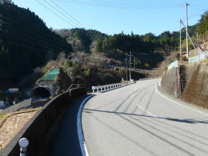 野越トンネル14