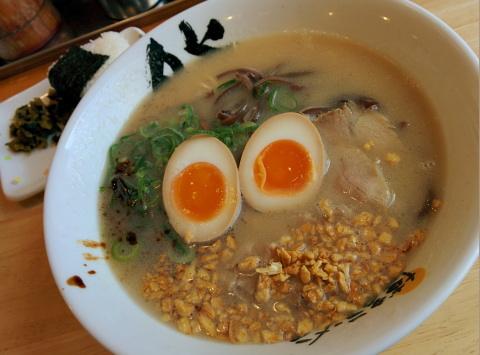 福岡 ラーメン 膳 小笹 コク味
